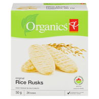 Rice Rusks, Original