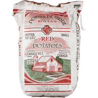 Red Potatoes, Small