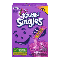 Kool Aid Singles, Grape