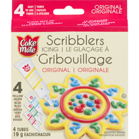 Scribblers, Regular