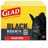 Easy Tie Regular Garbage Bags