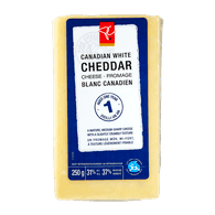 Canadian White Cheddar, Aged 1 Year