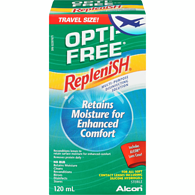 RepleniSH Contact Lens Solution