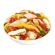 Thai Chicken Salad with Mango