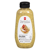 Old-Fashioned Dijon Mustard
