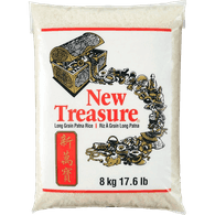 New Treasure Long Grain Patna Rice