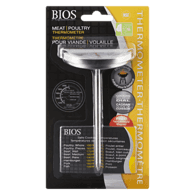 Meat Thermometer, 100-200° F / 50-100°C