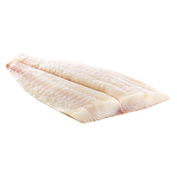 Boneless Halibut Fillets, Fresh