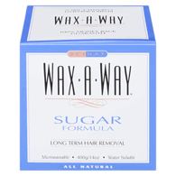 Wax-a-Way Sugar Formula