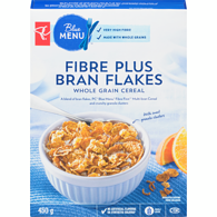 Fibre Plus Bran Flakes Whole Grain Cereal