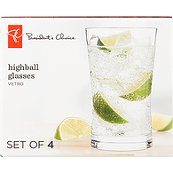 Vetro Highball Glasses
