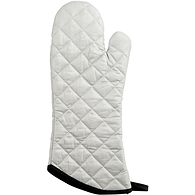 Silicone Oven Mitt, 17 in