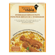 Curry Paste, Hyderabadi Biryani