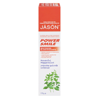 Power Smile Whitening Toothpaste, Peppermint