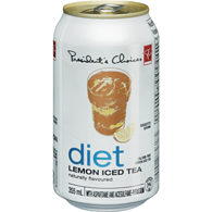 Iced Tea, Diet Lemon