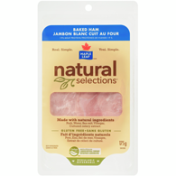 Natural Selections Baked Ham