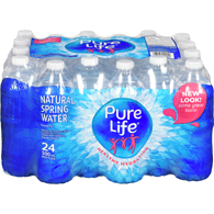 Pure Life Natural Spring Water