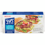 Veggie Burger, Package of 8