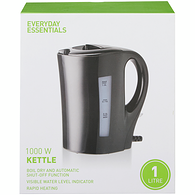 Jug Kettle, 1L Black