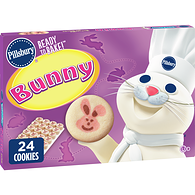 Ready To Bake Cookies, Bunny