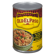 Refried Beans with Mild Green Chilies
