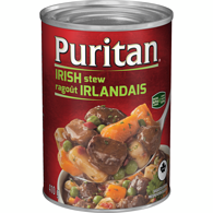 Puritan Irish Stew