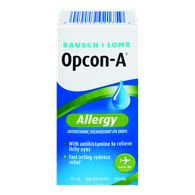 Opcon-A Itching and Redness Reliever Eye Drops