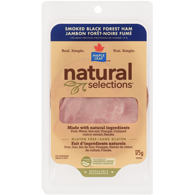 Natural Selections Black Forest Ham