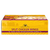 Split Chicken Wings