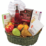Holiday Essentials Fruit Basket