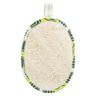 Loofah Body Buff Pad