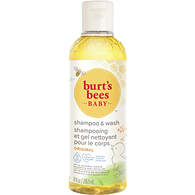 Baby Bee Shampoo & Wash, Tear Free