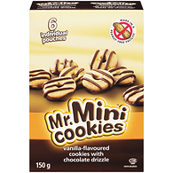 PC Mr. Cookies, Mini Vanilla