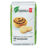 All-Purpose Flour, Unbleached