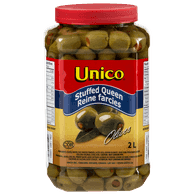 Stuffed Green Olives, Club Pack