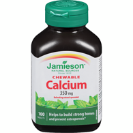 Chewable Calcium, Spearmint