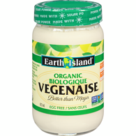 Organic Dressing and Sandwich Spread