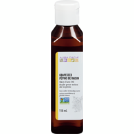 Aura Cacia Skin Care Oil, Grape Seed