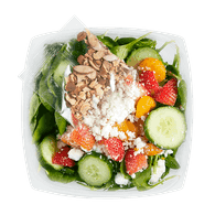 Spinach Salad with Goat Cheese, Small
