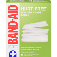 First Aid Non Stick Healing Pads