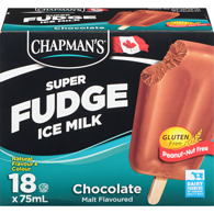 Super Fudge Ice Milk, Chocolate