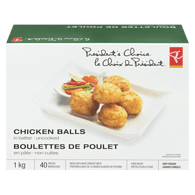 Chicken Balls in Batter
