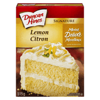 Cake Mix, Lemon