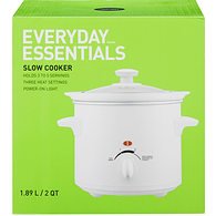 2-Quart Slow Cooker
