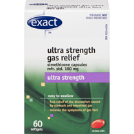 Gas Relief, Ultra