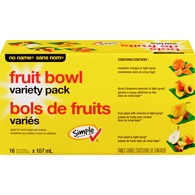 Fruit Bowl Variety Pack