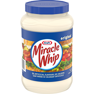 Sauce à salade Miracle Whip originale