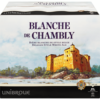 Blonde de Chambly Unibroue