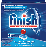 All-in 1-Powerball Tabs, Fresh Scent
