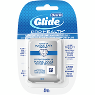 Glide Pro-Health Comfort Plus Floss, Unflavoured